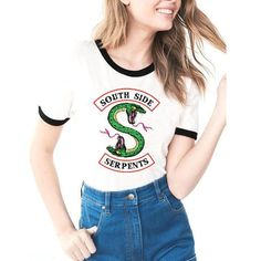 92a8fca362 Riverdale Southside Serpents Womens Shirt