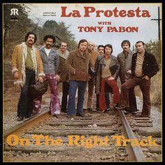 Tony Pabon & La Protesta On The Right Track