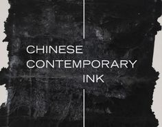 """Check out this @Behance project: """"Chinese Contemporary Ink"""" https://www.behance.net/gallery/19334997/Chinese-Contemporary-Ink"""