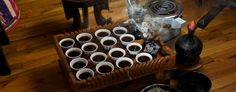 Queen of Sheba Ethiopian Cuisine, Spokane, WA » Blog Archive » Ethiopian Coffee Ceremony