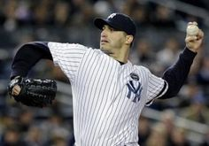 Yankees sign Andy Pettitte to a minor league deal! New York Giants, New York Yankees, Andy Pettitte, Yankees World Series, Yankees Fan, Damn Yankees, Baltimore Orioles, Sports Activities, Comebacks