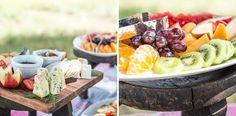 Bush Breakfast at Singita Sabora Fruits - African Safari
