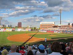 Frawley Stadium - Home of the Wilmington Blue Rocks Earl Thomas, Delaware Bay, Minor League Baseball, Local Attractions, Blues Rock, Lacrosse, Baseball Field, Virginia, Rocks