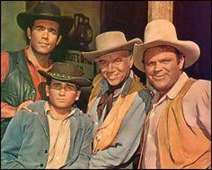 Bonanza | TV Show-the first color TV show I ever saw!