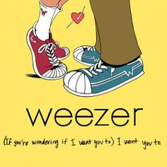 So much love for Weezer
