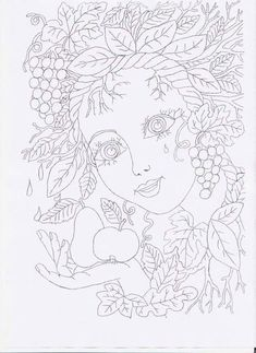 Fotografiile lui ДЕТСКИЕ ПОДЕЛКИ Paper Cutting Patterns, Paper Quilling Patterns, Coloring Book Pages, Coloring Pages For Kids, Embroidery Patterns, Hand Embroidery, Sharpie Art, Doodle Coloring, Autumn Painting