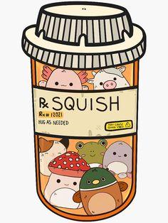 Kawaii Room, Cute Stuffed Animals, Cute Little Things, Cat Art, Sticker Design, Cute Drawings, Cute Wallpapers, Doodles, Artsy