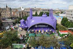 Udderbelly, Edinburgh Fringe Festival