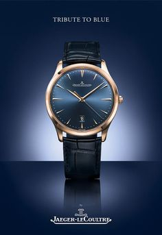 Jaeger-LeCoultre Master Ultra Thin Date 40mm rose gold