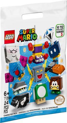 Lego Mario, Lego Super Mario, Mario Bros., Lego For Kids, Toys For Boys, Lego Movie Sets, Luigi, Construction Lego, Free Lego