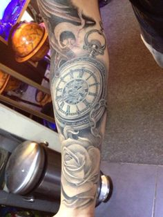 """""""Time"""" by Dominic of Raging Swan Studios, Cardiff, UK"""