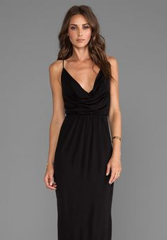 Bardot Cowl Maxi Dress on shopstyle.com