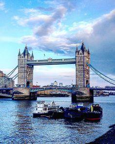 Tower Bridge  #towerbridge #london #thames #riverthames #city