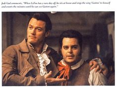 Here's a new photo of #Gaston in his hunter's coat from the book 'Tale as Old as Time'. ❤ Thank you to haslemere on tumblr for scanning and posting it! To see more scans where Luke talks about filming and Gaston's backstory, visit my tumblr: http://luuuuuke-evans.tumblr.com/post/156677422464/here-are-some-scans-from-the-book-tale-as-old-as #LukeEvans  #BeautyAndTheBeast