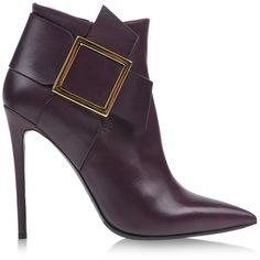 Beautiful Black Ankle Boots ▶suggested by ~Sophistic Flair~