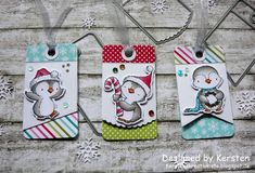 Weihnachtliche Anhänger Holiday Gift Tags, Christmas Gift Wrapping, Christmas Tag, Christmas Crafts, Christmas Ideas, Handmade Gift Tags, Scrapbooking, Card Tags, Favorite Things