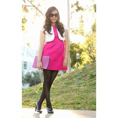 "Instagram @pslilyboutique ""Think pink #tbt  10.22.15 Photo by @ibakefilm #losangeles #fashion #fashionblogger #fashionblog #style #styleblog #styleblogger #instafashion #igstyle…"""
