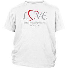 """Love""-Gray Font"