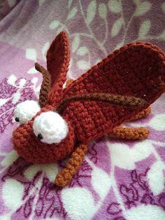 The Duchess' Hands: Rocky Roach Crochet Fairy, Crochet Bear, Crochet Animals, Crochet Toys, Free Crochet, Easy Crochet Patterns, Amigurumi Patterns, Amigurumi Doll, Stuffed Toys Patterns