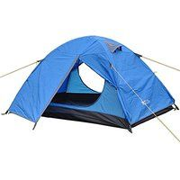 On sale 14x9 Feet 2 Room Square-Shaped light Durable Waterproof Instant Tent for…