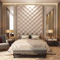Ich Grey Bedroom Furniture, Luxury Furniture, Bedroom Decor, Bedroom Inspo, Bedroom Ideas, Luxury Bedroom Design, Luxury Interior Design, Modern Interior, Inspiration Design