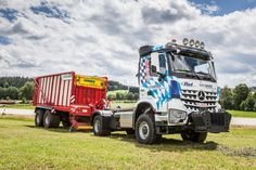 The Agro Mover is a tailor-made vehicle range in configuration for the European markets. Mercedes Benz Trucks, Big Trucks, 4x4, Transportation, Vehicles, Farming, Vineyard, History, Cars