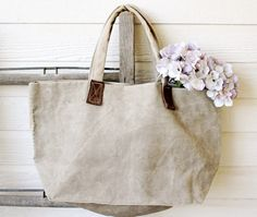 love canvas bags
