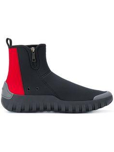 e92dfa7d275d Prada neoprene sock sneaker  MensFashionSneakers