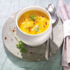 Karotten-Orangen-Suppe Rezept | Weight Watchers