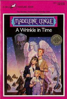 this is the cover I grew up with and consequently always pictured the main characters exactly like this...