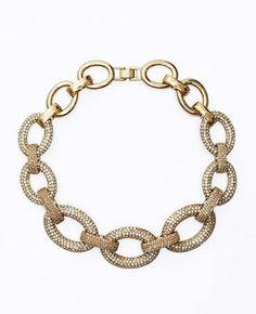 Estate Shimmer Necklace on shopstyle.com