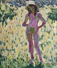 František Kupka (Zdroj: www. Painting People, Figure Painting, Painting & Drawing, Frantisek Kupka, Abstract Painters, Renoir, Portrait Art, Portraits, Contemporary Paintings