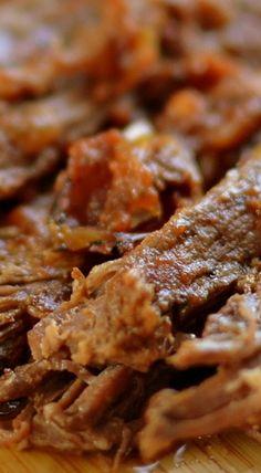 Dutch Oven Barbecue Beef Brisket                                                                                                                                                                                 More