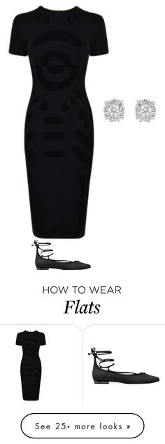 """""""Ny"""" by nodemurelife on Polyvore featuring McQ by Alexander McQueen, Schutz and Effy Jewelry"""