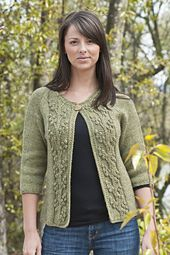 This jacket is a FREE pattern!
