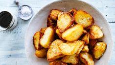 Salt and vinegar crispy potatoes