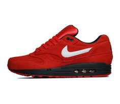 #Nike Air Max 1 Premium-Pimento-White-Black