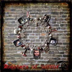 Monsters of Horror~ By Sweet treats jewelry~