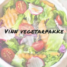 Vinn Vegetarpakken Nyttårsforsett Spesial