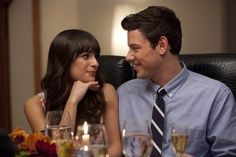 One of the best glee couples ever! Rip Cory