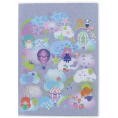 princess glitter notebook from Paperchase