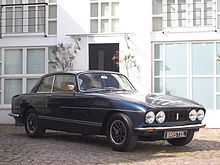 1974 Bristol 411 Series 4. With the 411, Bristol, for the first time since the 407 was introduced, made a change of engine. Although they were still using a Chrysler V8 engine, the old A type engine was gone. Replacing it was the much larger big-block B series engine of 6,277 cc (383.0 cubic inches) - as compared to the 5,211 cc of the 410.