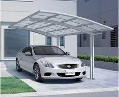 Modern kanopi carport design ~ KANOPI PREMIUM