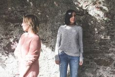 Leona and Nessa Knits The Dreamers, Knits, Knitting, Sweaters, Dresses, Fashion, Gowns, Moda, Tricot