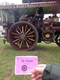 la roue - French