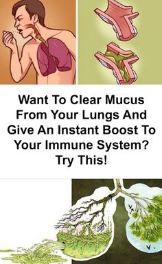 Want To Clear Mucus From Your Lungs And Give An Instant Boost To Your Immune System? Try This!