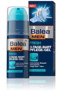 fresh 3-Tage Bart Pflege-Gel. Boys, please ;)