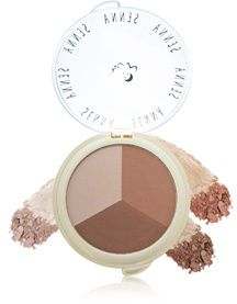 Senna Cosmetics Mineral Bronzer Trio - Beyond Bronze Too Faced Bronzer, Face Bronzer, Blush, Cosmetics, Beauty, Rouge, Beauty Illustration