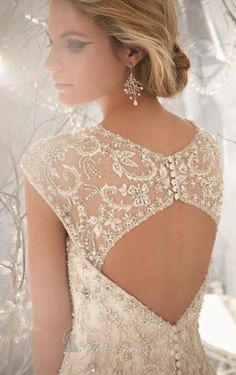 Gorgeous open, lace back~SheWolf★