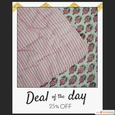 Today Only! 25% OFF this item.  Follow us on Pinterest to be the first to see our exciting Daily Deals. Today's Product: Sale -  Vintage Kantha, Hand Stitched Quilt, 100% Indian Cotton, Bohemian Boho Block Printed Flower print Coverlet, Jaipuri Razai QUEEN Size Buy now: https://small.bz/AAiNyog #etsy #etsyseller #etsyshop #etsylove #etsyfinds #etsygifts #musthave #loveit #instacool #shop #shopping #onlineshopping #instashop #instagood #instafollow #photooftheday #picoftheday #love #OTstores…